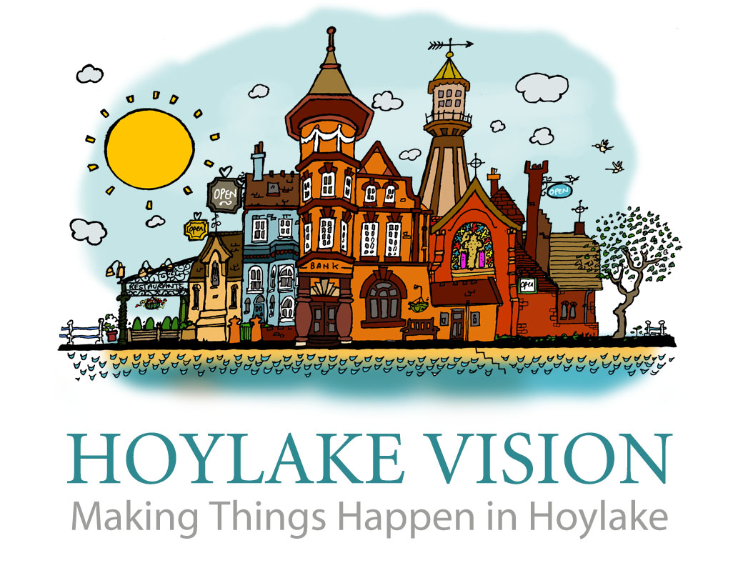 Hoylake at night: comments