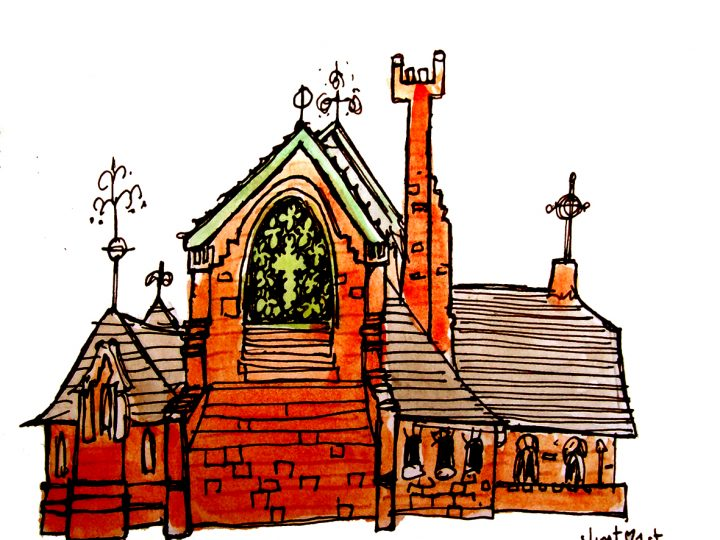 AGM at St Hildeburgh's Church, Hoylake on 2 February 2017