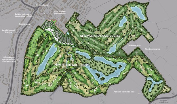 Hoylake Golf Resort Public Consultation