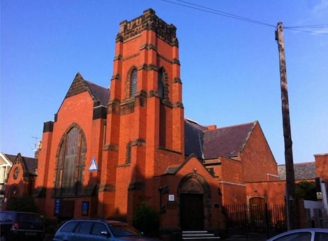 Planning Application APP/17/00183 – Hoylake Presbyterian Church, Alderley Road