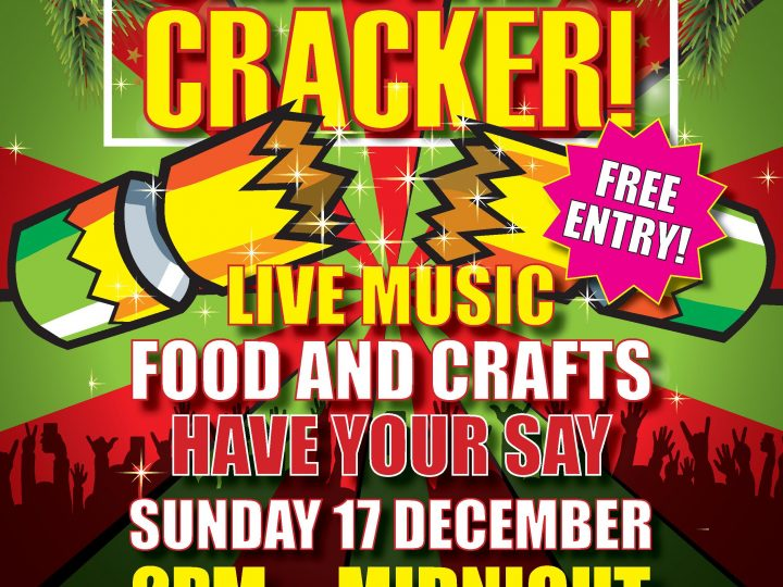 Hoylake Vision's Christmas Cracker!