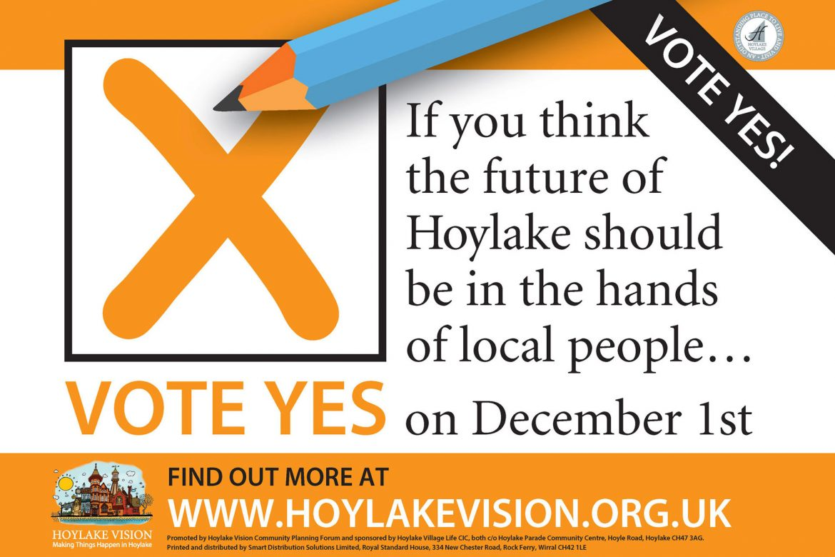 """Yes Campaign"" leaflet"