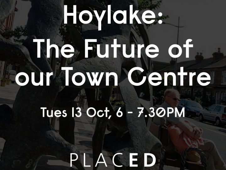 The future of our town centre online consultation