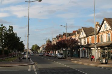 Hoylake High Street